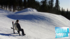 80 cm śniegu na stokach w Tatrach