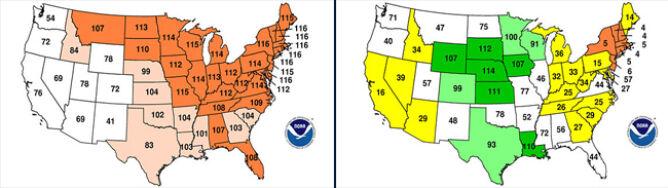 Co się stało z zimą w USA? Niezwykle sucho, ciepło i mało śniegu