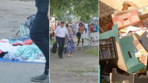 Na metrze Wilanowska wciąż trwają lata 90.