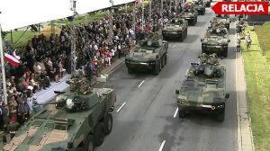 """1000 żołnierzy, 200 pojazdów, 100 samolotów. """"Wielka Defilada"""""""