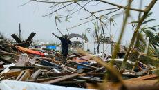 Zniszczenia w Marsh Harbour (Reuters)