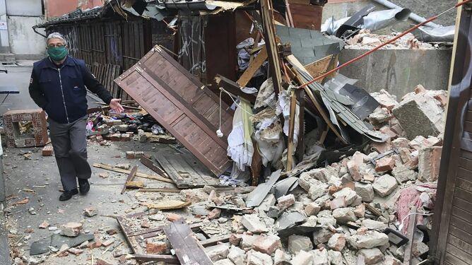 Trzęsienie ziemi nieopodal Zagrzebia. Relacja Polki: miałam wrażenie, że dom złoży się jak domek z kart