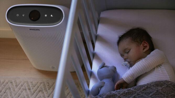 Najważniejszy pierwszy oddech. Jak dbać o powietrze w otoczeniu noworodka i kobiety w ciąży