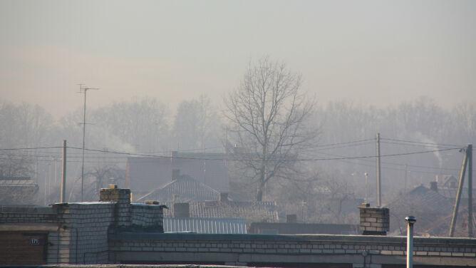 Smog w Krakowie i innych miastach. Jest źle i niezdrowo