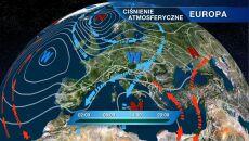 Pogodę w Polsce kształtuje wyż znad Ukrainy