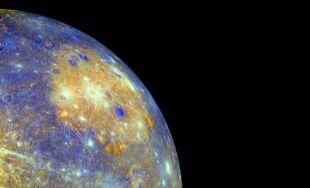 Merkury jest planetą z obcego układu?