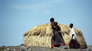 Olbrzymi zbiornik wody pod piaskami. Koniec suszy w Kenii?