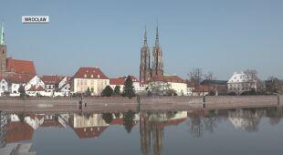 Wyjątkowo ciepły i słoneczny czwartek we Wrocławiu