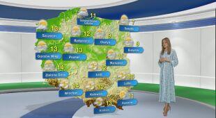 Prognoza pogody na poniedziałek 16.03